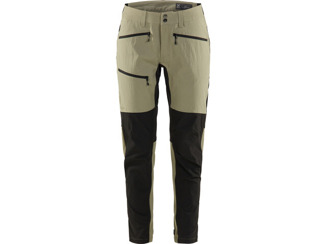 Haglöfs Rugged Flex Hose Damen lichen/true black